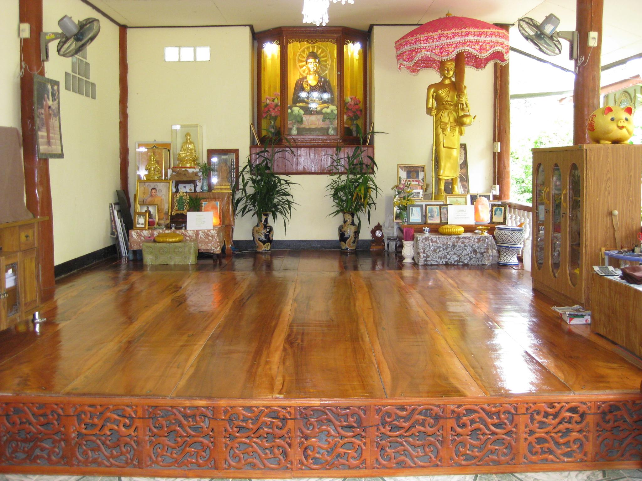 4. Meeting Area (起居厅)