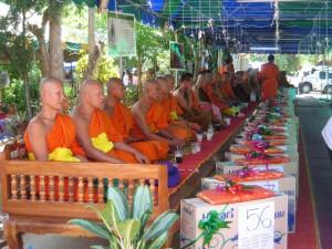 Offerings to Sangha