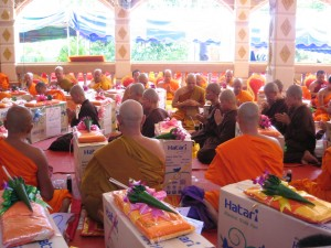 Offerings to Sangha