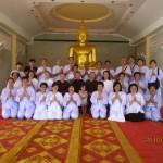Buddha Installation Oct 2012