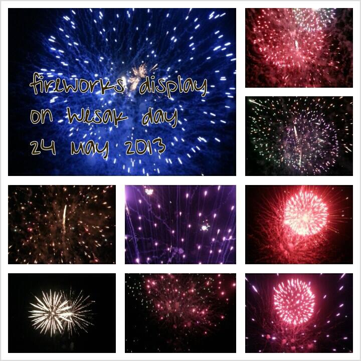 Fireworksdisplay