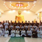 Wesak 2016 Ordination Program