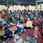 Dhamma camp for kids
