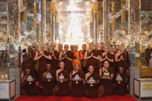 Vist to Wat Tha Sung Uthai Thani