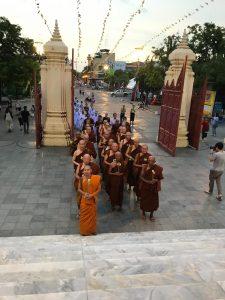 Visit to Nakhon Pathom Chedi